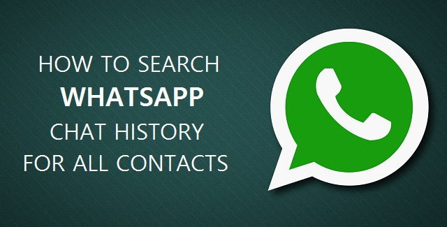 whatsapp search