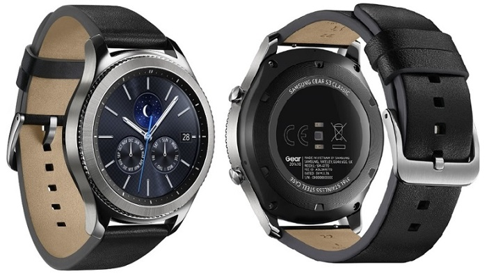 Samsung Gear S3 smartwatches launched in India, to be available from January 18