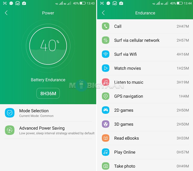 coolpad note 5 battery