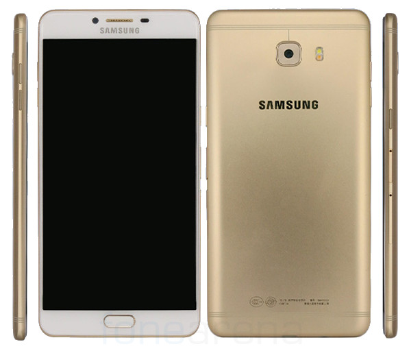 Samsung-Galaxy-C9-tenna