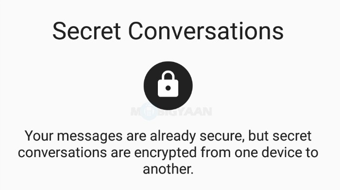how to close a conversation on messenger