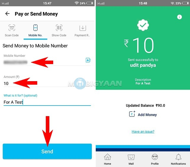 How-to-send-or-add-money-to-Paytm-ewallet-5