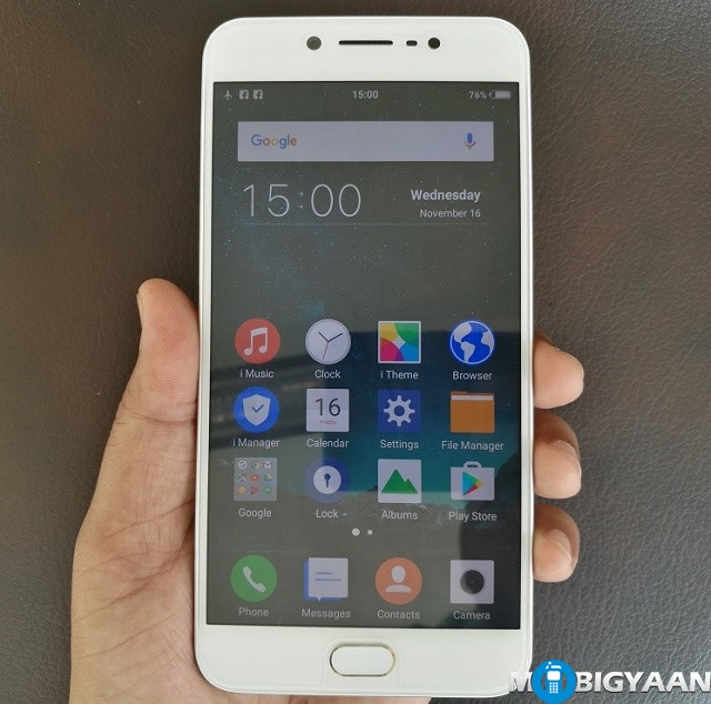 Vivo V5 Hands-on Review