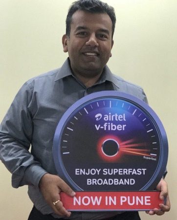 Airtel-V-Fiber-launch-Pune-launch