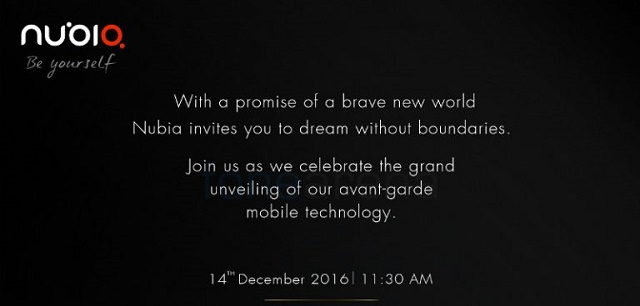 nubia-Z11-and-N1-India-launch-invite