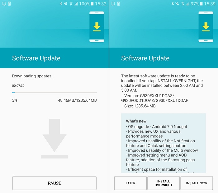 samsung-galaxy-s7-s7-edge-nougat-update-india