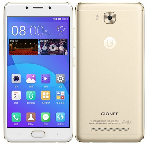 Gionee-F5-official