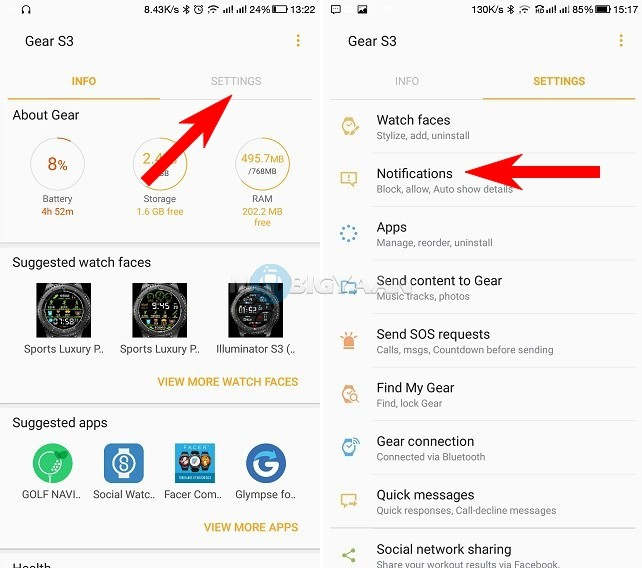 How-to-block-per-app-notifications-on-Samsung-Gear-S3-smartwatch-Guide-2