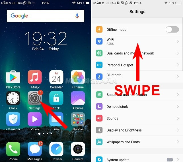 How to use split screen feature on Vivo smartphones [Guide]