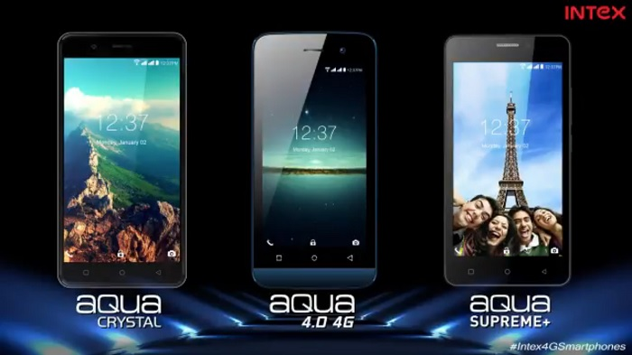intex-aqua-4-aqua-crystal-aqua-supreme-plus-india-launch