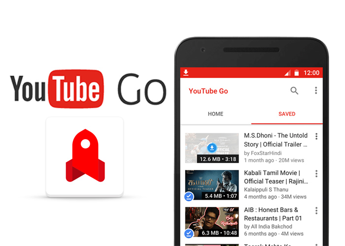 How to share YouTube Videos offline using YouTube Go