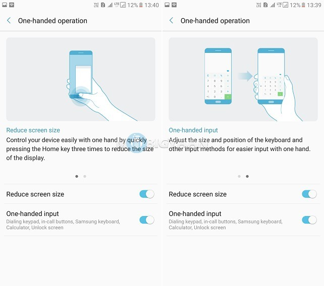 How-to-activate-One-handed-operation-on-Samsung-Galaxy-C9-Pro-Guide-3