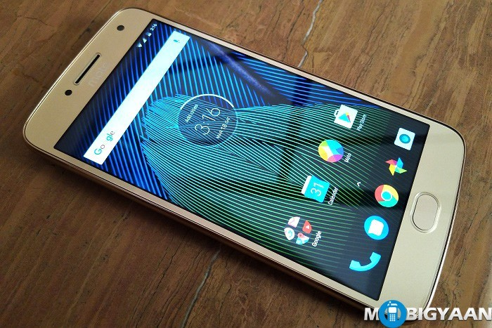 How to display battery percent in notification bar on your Moto G5 Plus [Guide]