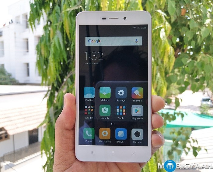 Xiaomi Redmi 4A receiving Android 7 1 2 Nougat based MIUI
