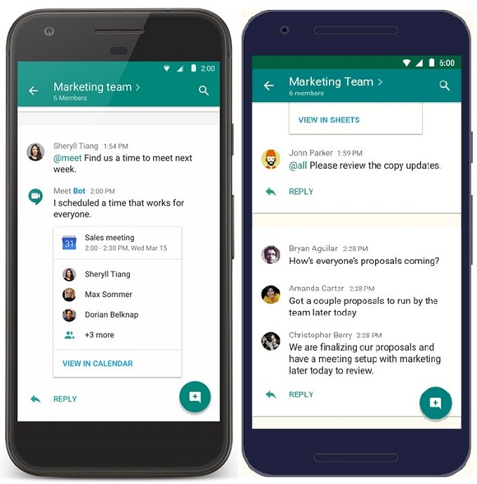 Hangouts is not going away, says Google's Head of Product