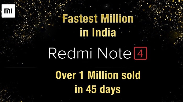xiaomi-redmi-note-4-1-million-units-india
