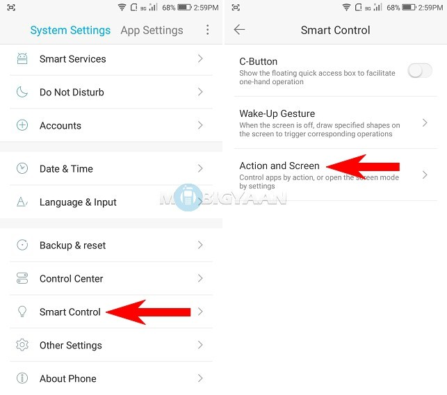 How-to-take-a-screenshot-on-Coolpad-Note-5-Lite-4