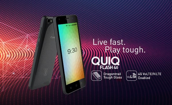 Ziox-QUIQ-Flash-4G-official