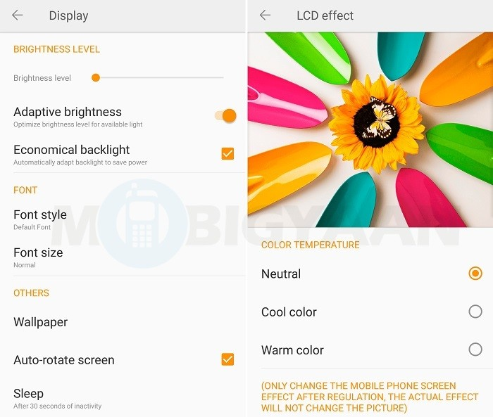 gionee-a1-review-display