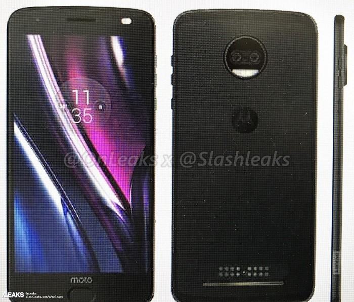 motorola-moto-z2-z2-force-leaked-press-render
