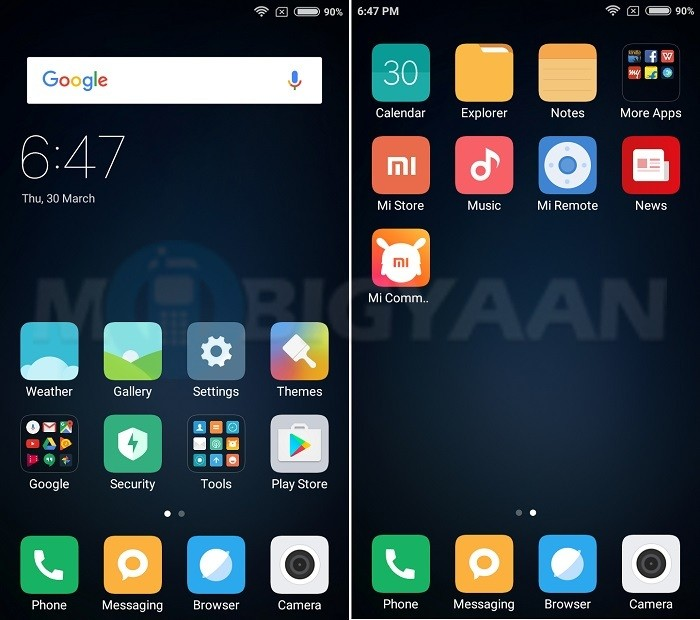 xiaomi-redmi-4a-review-software-homescreen