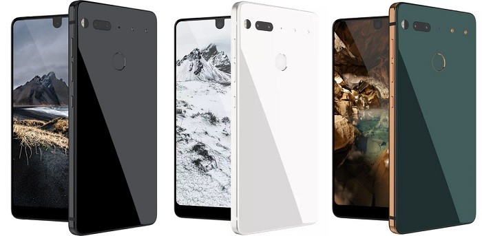 ndy Rubin's Essential Phone is the Modular phone with bezel-less design