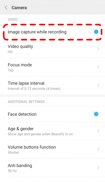 Capture-Images-Making-Video-MIUI-8-3