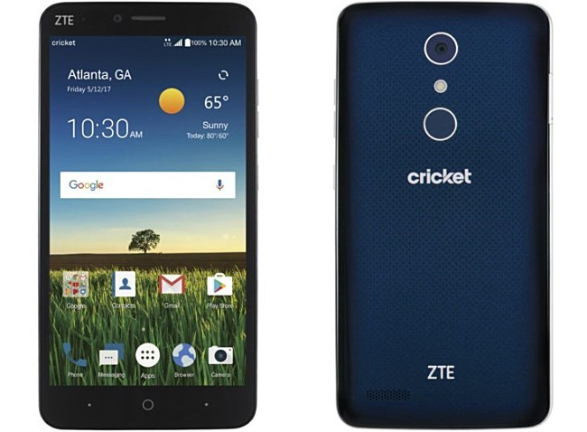 ZTE-Blade-X-Max-official