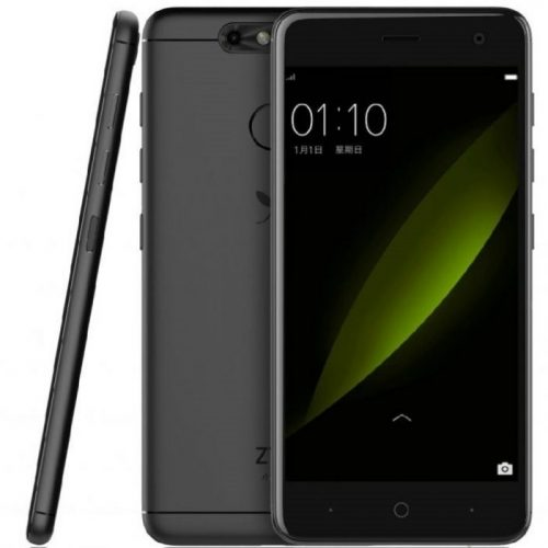ZTE Small Fresh 5 with Android 7.1 goes official, pricing starts at 999 yuan