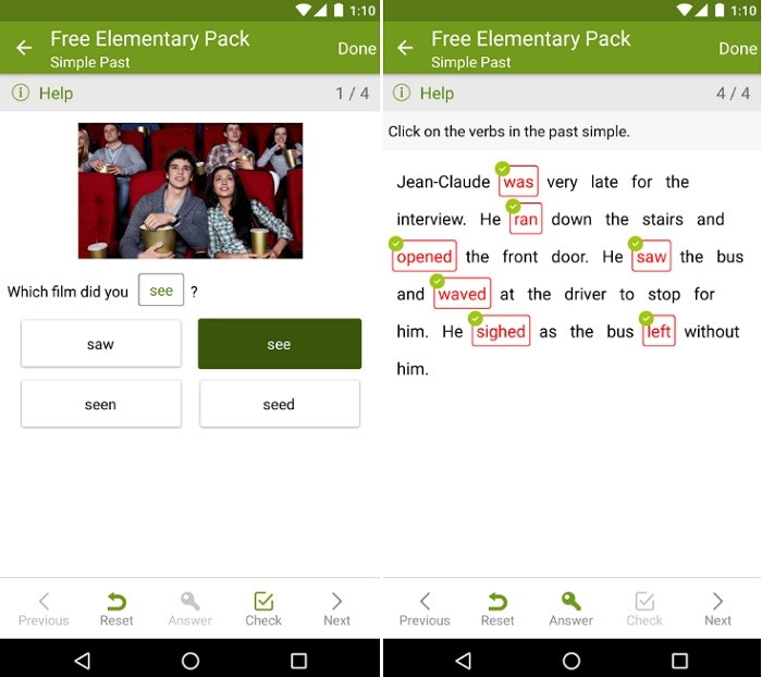 ‎LearnEnglish Grammar (UK ed.) on the App Store