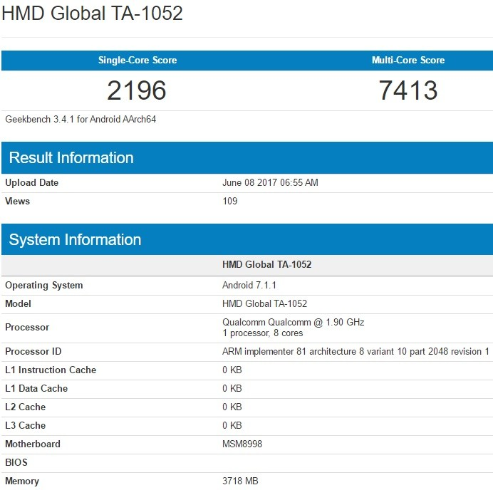 nokia-9-hmd-ta-1052-geekbench-sd-835-4-gb-ram