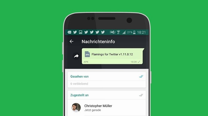 WhatsApp might soon let you share any type of file