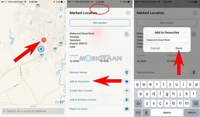 How-to-save-or-bookmark-locations-on-Apple-Maps-iPhone-Guide-1
