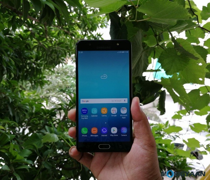 Samsung Galaxy J7 Max Hands On Images