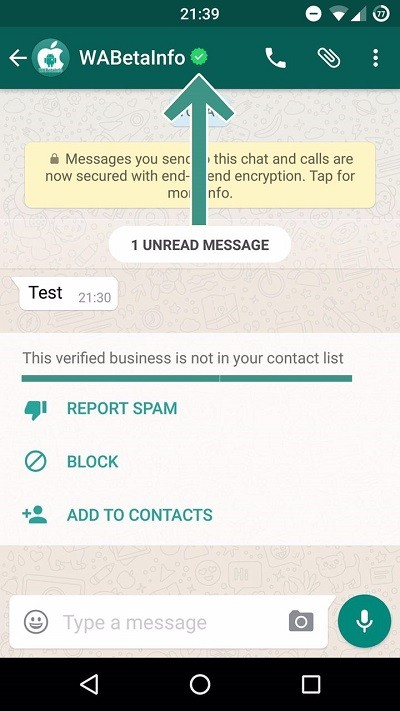 whatsapp business images