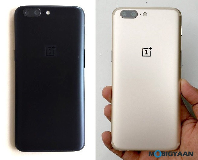 Oneplus 5 gold hands on review images 4