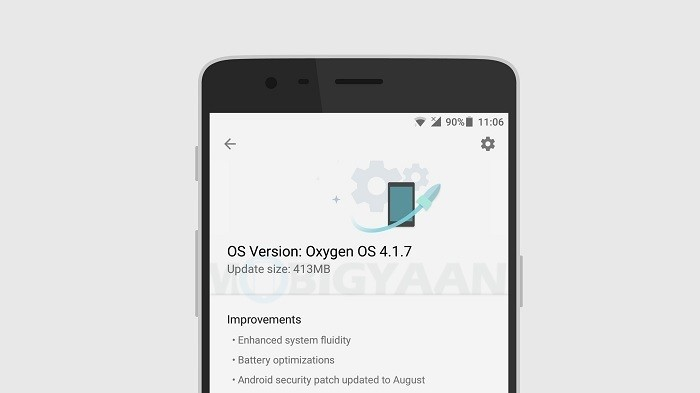 OxygenOS 4.1.7 update rolling out to OnePlus 3 and 3T