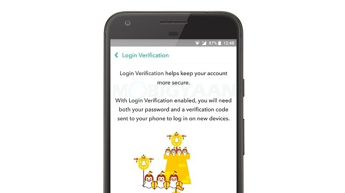 enable-two-factor-authentication-snapchat-android-guide