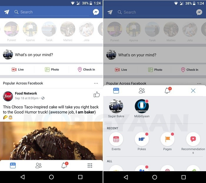 facebook-testing-ui-swipe-up-menu-android-1