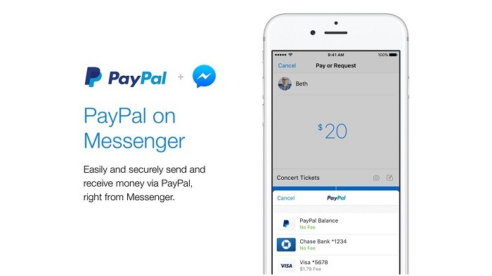 You can now send and receive money in Facebook Messenger ...