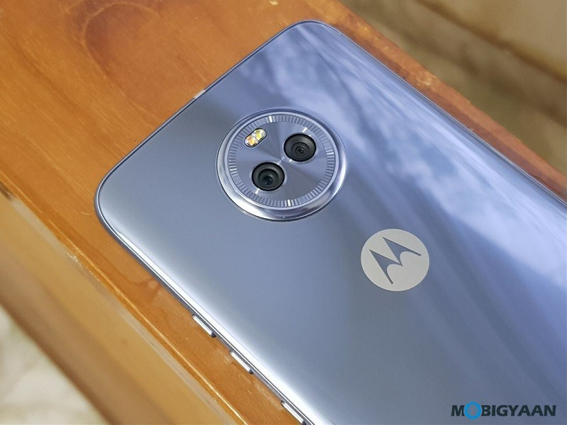 Android 8.0 Oreo update available for the Moto X4