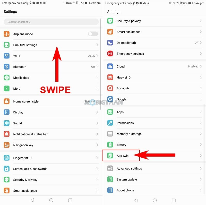 How-to-run-two-WhatsApp-and-Facebook-accounts-on-Honor-7X-EMUI-Guide-2