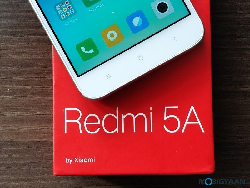 How to take a screenshot on xiaomi redmi 5a guide xiaomi redmi 5a hands on images 15 stopboris Images