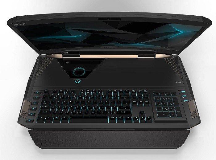 Acer Predator 21 X Curved Screen Gaming Laptop Launched at Rs. 6,99999