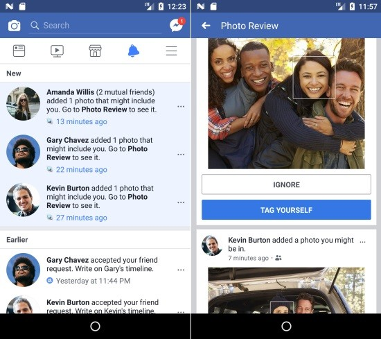 Facebook introduces new facial recognition and privacy features