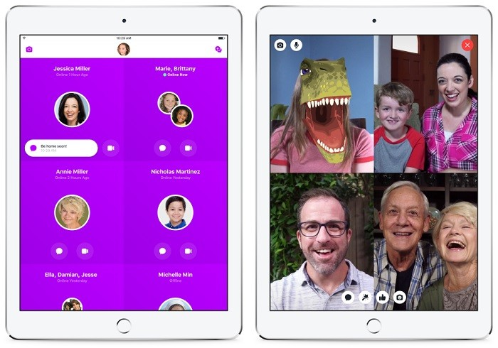 Facebook have launched a Messenger app just for kids