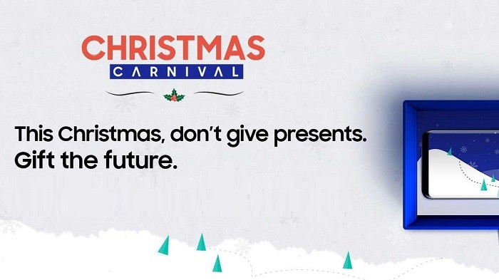 samsung-christmas-carnival-india