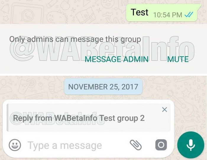 Latest WhatsApp feature may allow admins to 'silence' members