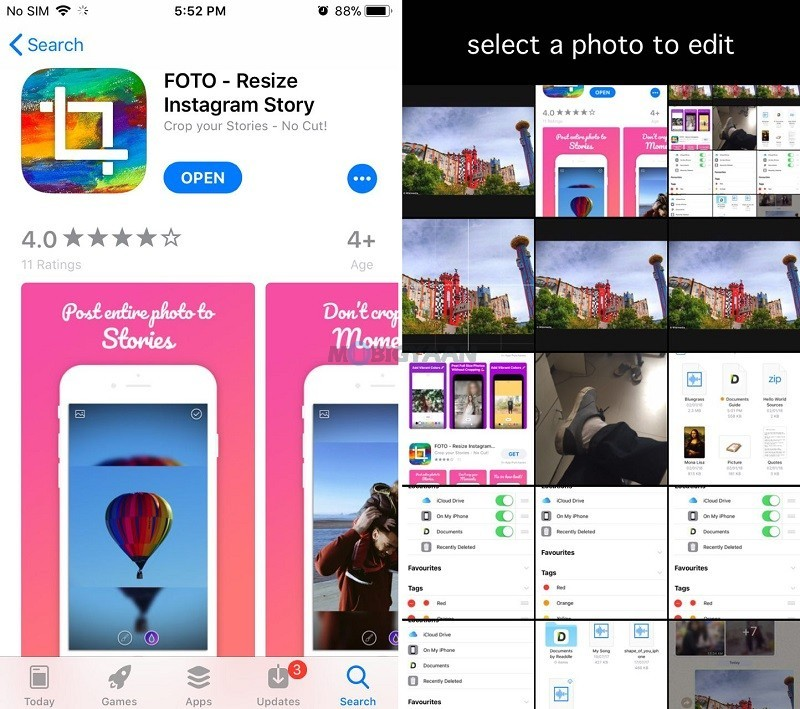 How-to-upload-photos-to-Instagram-stories-without-cropping-iPhone-Guide-3