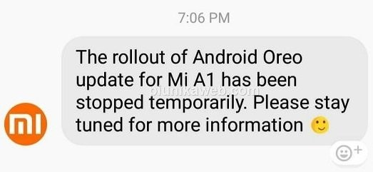 xiaomi-mi-a1-oreo-update-pulled-message